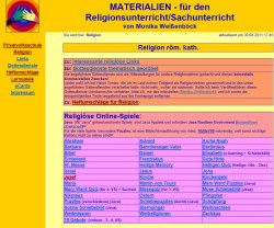 Screenshot-Materialien-Religionsunterricht