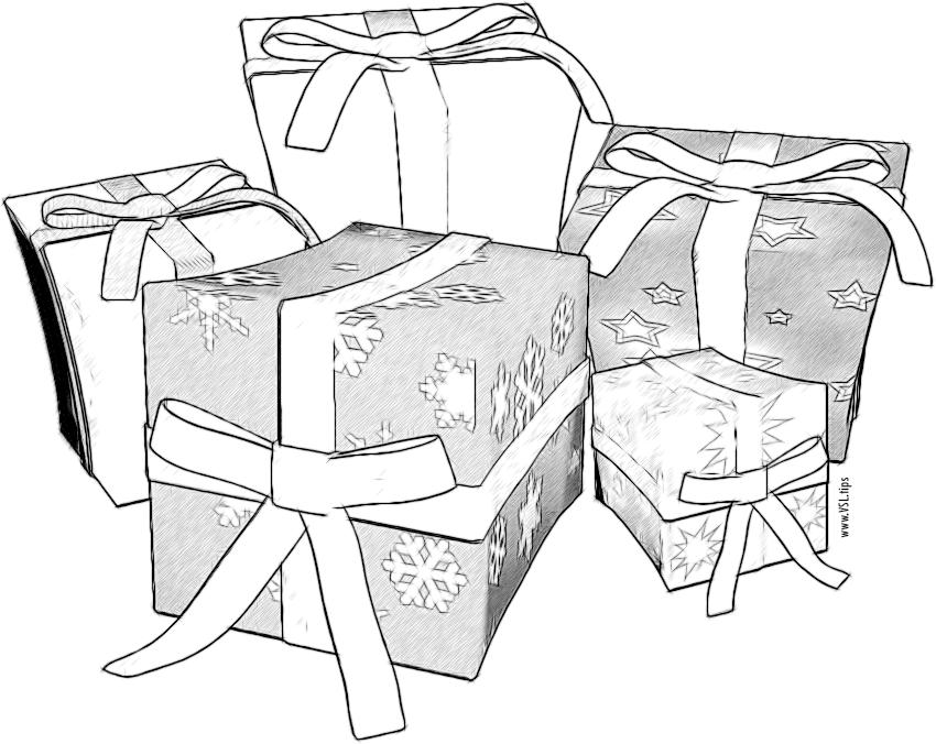 geschenke weihnachten clipart angenehme geschenke an. Black Bedroom Furniture Sets. Home Design Ideas
